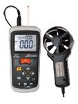 Термоанемометр с пирометром DT-620