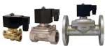 Электромагнитные клапаны 2W21 и 2W31 (соленоидные клапаны), нормально закрытые прямого действия