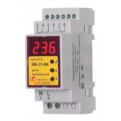 Реле напряжения Line Energy - прямая поставка от производителя оптом и в розницу.