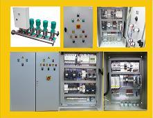 Шкафы управления насосами, КНС, насосными станциями. АСУ, системы управления, SCADA, мониторинг, диспетчеризация