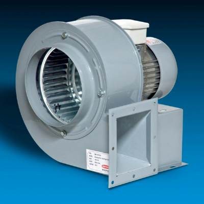 Вентилятор центробежный малогабаритный