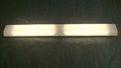 Промышленный пылевлагозащищённый светильник серии ССП