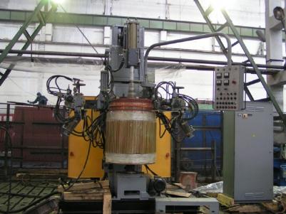 Автомат электродуговой сварки не плавящимся электродом АДГ-507 УХЛ4