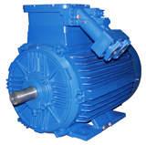 Электродвигатели асинхронные взрывозащищенные рудничные серии ВРА