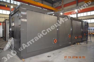 Наосные станции (установки), контейнерные насосные станции, блочные насосные станции, модульные насосные установки