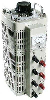 Трехфазный автотрансформатор ЛАТР tsgc2 до 30 кВа