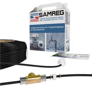 Комплекты саморегулирующегося кабеля для обогрева внутри трубы