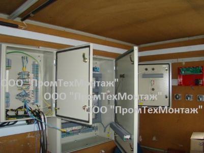 Электромонтажные работы, установка электрооборудования, монтаж оборудования электросетей