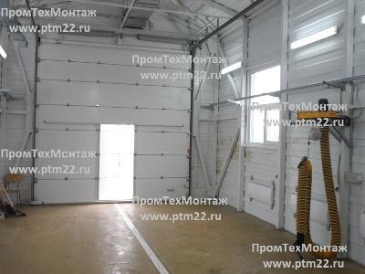 Сборные гаражные боксы из металлоконструкций, гараж конструктор, модульные здания