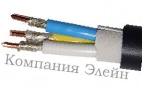 Кабель ВВГ нг-FRLS 3х2.5 3х4 4х1.5 5х4 в Казани