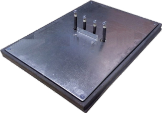 Конфорка КЭТ-0, 12/3 кВт (ПСЭМ)