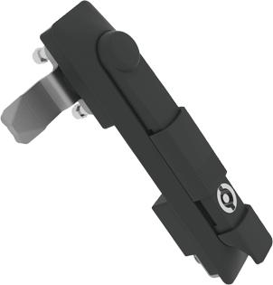 Замки-ручки, петли, уплотнители ATOS для телекоммуникационных шкафов