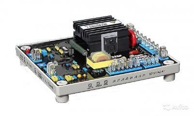 Автоматический регулятор напряжения, AVR EA440