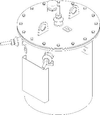 Трансформатор силовой масляный однофазный ОМГ-16/1-У1, УХЛ1 СТО 15352615-030-2013