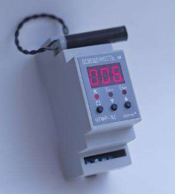 Фотореле для контроля над освещением