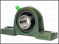 Корпус подшипника в сборе UCP201 вал 12 мм