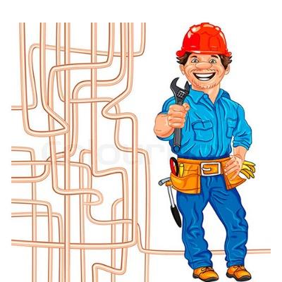 Монтаж греющего кабеля на трубопроводах