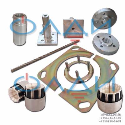 Производственно коммерческая фирма «ОЛДИ» производит и реализует по ценам производителя втычные контакты КРУ: КРУ-2-10, К-12, К-26, К-37, К-59, К-104, КМ-1 и др. Доставка по РФ, СНГ и ближнее зарубежье.