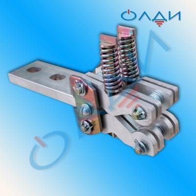 Розетка контактная 630А 5АХ.569001 с шиной КРУ 2 10 КРУН
