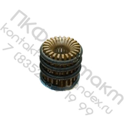 Контакт тюльпан 5КА.551.224 55 мм на ток 3150А