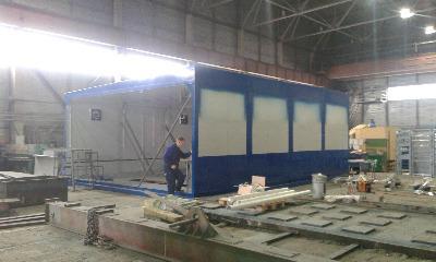 Разработка и производство блочно-модульных зданий комплектных трансформаторных подстанций