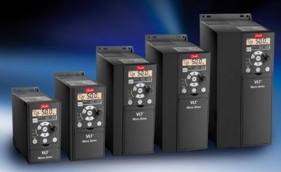 Частотный преобразователь Danfoss FC-051PK37T4E20H3XXCXXXSXXX