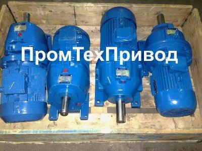 Мотор редукторы 4МЦ2С-80-71-2, 2кВт-110G-Ц-У1