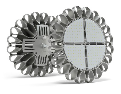 Мощный промышленный светильник LuxON Bell