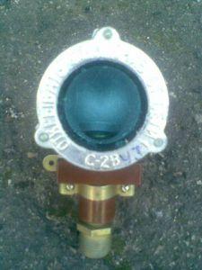 Светильник взрывозащищенный С2В.