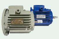 Электродвигатель обдува в комплекте с крыльчаткой