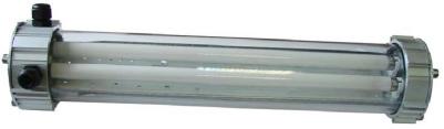 Взрывозащищенный люминесцентный светильник для зон 2 ЛСП66ЕхnR-2х18, ЛСП66ЕхnR-2х36, ЛСП66ЕхnR-2х58, ЛСП66ЕхnR-2х80 с ЭмПРА или ЭПРА