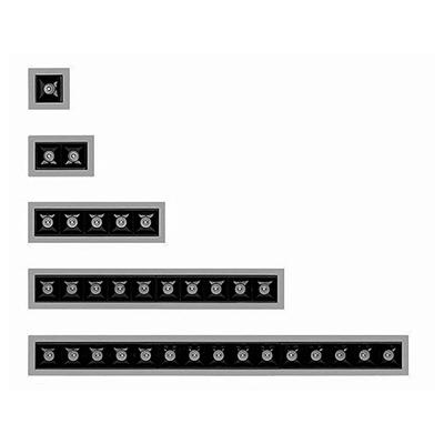 """Светодиодные светильники """"темного"""" света"""