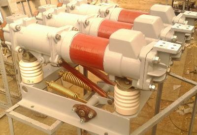 Выключатель, ВМГ-133, ВМГ-10, ВМП-10, ВПМ-10, ВМПЭ-10, ВПМП-10, ВК-10, ВКЭ-10