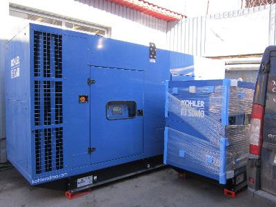 Дизель генератор SDMO D700 в кожухе