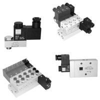 Клапаны электромагнитные Hafner-Pneumatik MD 510