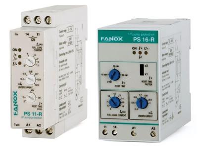 FANOX Реле защиты электродвигателей и электрогенераторов
