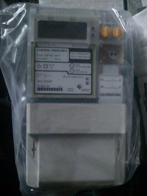 Счетчик электрический трехфазный Альфа А1800