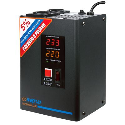 Стабилизатор напряжения Энергия Voltron 1500(HP)
