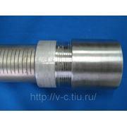 Щелеванные трубы (НРУ) для фильтров ФИПа, ФОВ, колпачки щелевые
