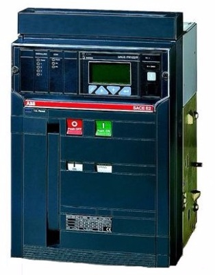 Выключатель автоматический E4S 4000 PR123/P-LSI In=4000A 3p F HR
