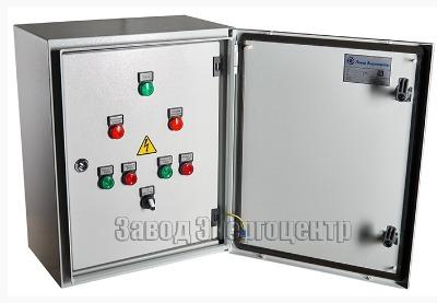 Изготовление шкафов управления решетками в системах водоотведения