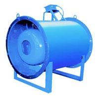 Вентиляторы осевые ВО 30-160 для подпора воздуха