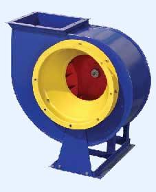 Вентиляторы центробежные ВР 80-75 низкого давления