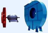 Вентиляторы мельничные ВМ -15, ВМ-17, ВМ-18, ВМ-20