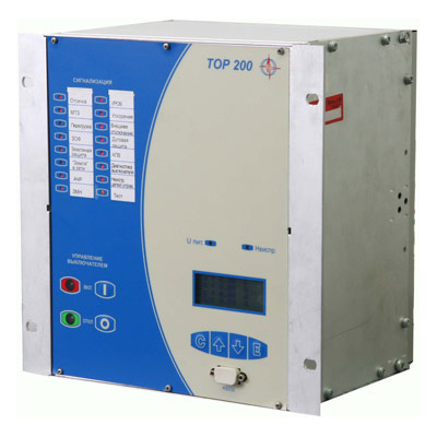 Микропроцессорные устройства ТОР-200
