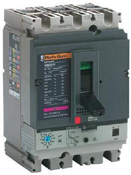 Автоматические выключатели в литом корпусе серии Compact NS (Schneider Electric)