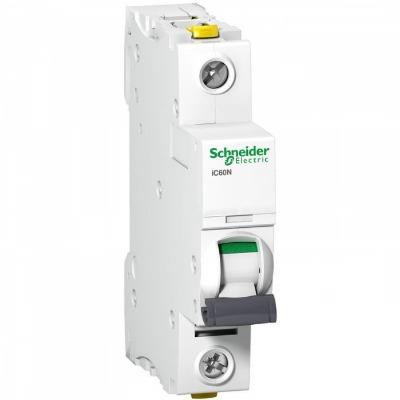 Автоматические выключатели Scheider Electric серии Acti 9 iC60N