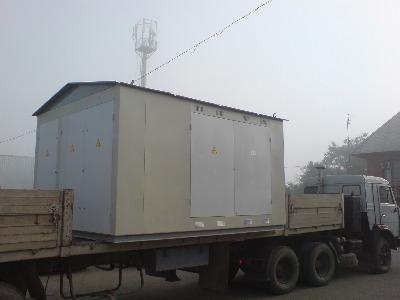 КТП КТПП КТПН Комплектные трансформаторные подстанции