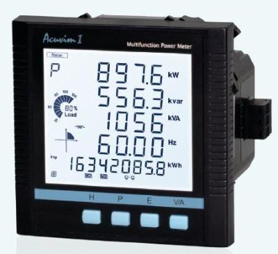 НОВИНКА: Acuvim II - высокопроизводительный анализатор качества электроэнергии!