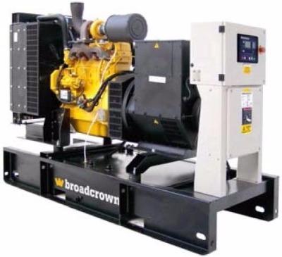 Скидки до 10% на дизель-генераторные установки Broadcrown!